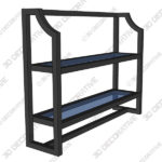 Shelf bracket 3D Model
