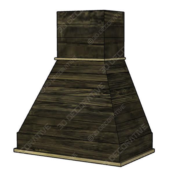 Hood 3D Model