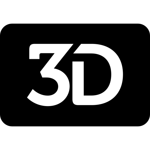 3d-movie-symbol-for-interface